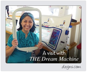 A visit with THE Dream Machine