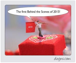 Behind the Scenes - Volume 90